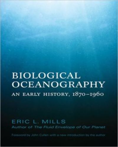 Biological oceanography(生物海洋學)